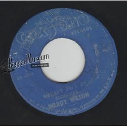 "Delroy Wilson - Medley No 3 Part 1 - Coxsone 7"""