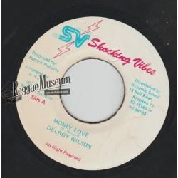 """Delroy Wilson - Money Love - Shocking Vibes 7"""""""
