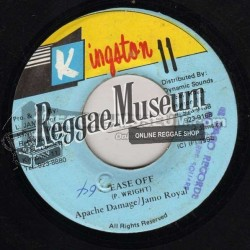 "Apache Damage & jamo Royal - Ease Off - Kingston 11 7"""