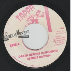"""Dennis Brown - Death Before Dishonor - Tappa 7"""""""