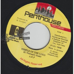 """ARP - Temple Of The Lord - Penthouse 7"""""""