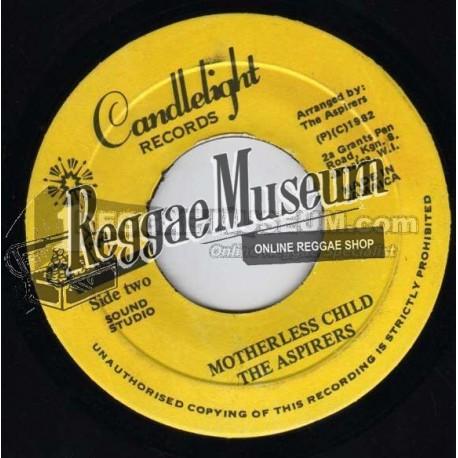 "Aspirers - Motherless Child - Candlelight 7"""