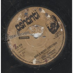 """Diane Lawrence - Have A Merry Christmas - Ashanti 7"""""""