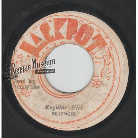 """Dillinger - Regular Girl - Jackpot 7"""""""