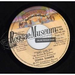 """Donna Summer - Bad Girls - Casablanca 7"""""""