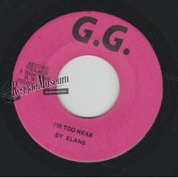 Elane - Im Too Near - GG 7""
