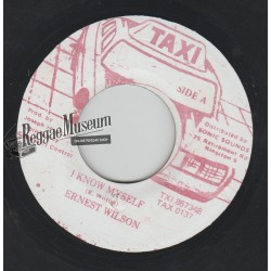 "Ernest Wilson - I Know Myself - Taxi 7"""
