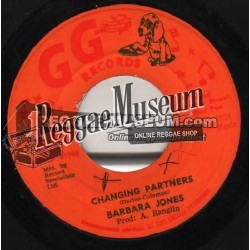 Barbara Jones - Changing Partners - GG 7""