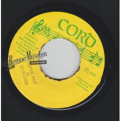 "Errol Scorcher - Sister Pat - Cord 7"""