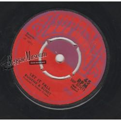 "Eugene & Burst - Let It Fall - Supreme 7"""