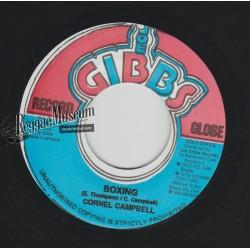"Barry Brown - Them A Fight - Joe Gibbs 7"""