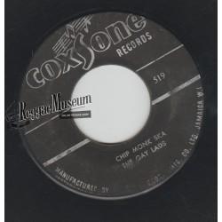 "Gaylads - Chip Monk Ska - Coxsone 7"""