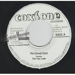 "Gaylads - No Good Girl - Coxsone 7"""