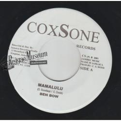 """Ben Bow - Mamalulu - Coxsone 7"""""""
