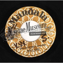 Ben E King - Spread Myself Around - Mandala 7""