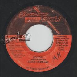 "Baby Wayne & Powerman - Wicked Sound - Stone Love 7"""""