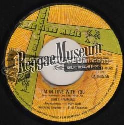 "Beres Hammond - Im In Love With You - Joe Gibbs 7"""