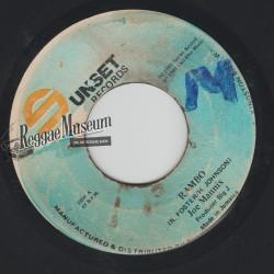 """Joe Mannix - Rambo - Sunset 7"""""""