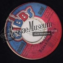 "Beres Hammond - Seasons - Joe Gibbs Music 7"""