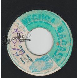 "Big Youth - African Daugther - Negusa Nagast 7"""