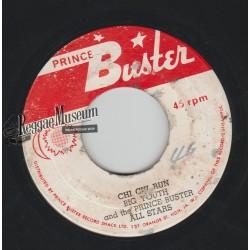 """Big Youth - Chi Chi Run - Prince Buster 7"""""""