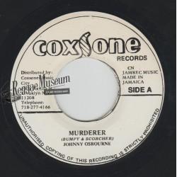 """Johnny Osbourne - Murderer - Coxsone 7"""""""