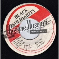 "Josey Wales - Ruling - Black Solidarity 7"""