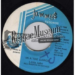 Little John - In A The Dance - Jammys 7""