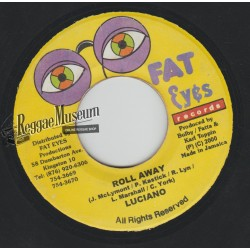 Luciano - Roll Away - Fat Eyes 7""