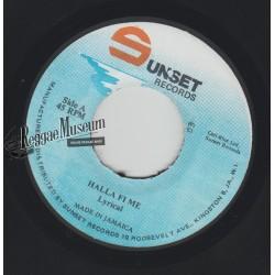 """Lyrical - Hall Fi Me - Sunset 7"""""""