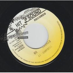 "Al Campbell - Mr Conman - Hit Sound 7"""