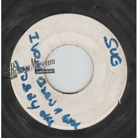 """Bobby Lee - I Was Born A Loser - blank 7"""""""