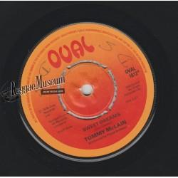 """Tommy McLain - Sweet Dreams - Oval 7"""""""