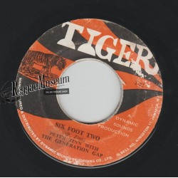 """Toni French - Six Foot Two - Tiger 7"""""""