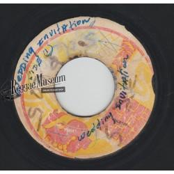 """unknown artist - Wedding Invitation - label 7"""""""