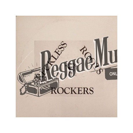 Wackies - Reckless Roots Rockers - Wackies LP