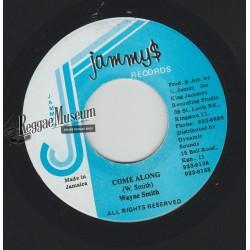 "Wayne Smith - Come Along - Jammys 7"""