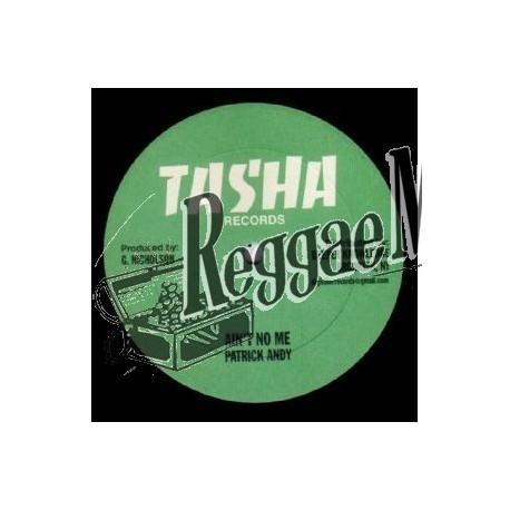 """Wayne Smith - Rain From The Sky - Tasha 12"""""""