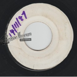 Candy Man - Bet You Dont Know - blank 7""