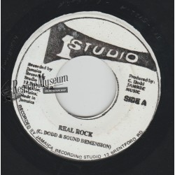 """Sound Dimension - Real Rock - Studio 1 7"""""""