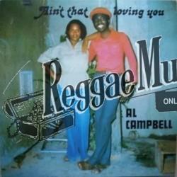 Al Campbell - Aint That Loving You - Vista Sounds LP