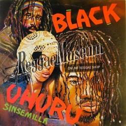 Black Uhuru - Sinsemillia - Island LP