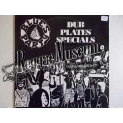 Blues Party - Dubplates Special Vol 1 - Blues Party LP