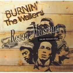"Bob Marley & Wailers - Burnin - Tuff Gong LP"""