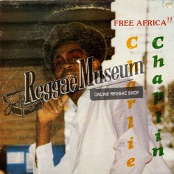Charlie Chaplin - Free Africa - Power House LP