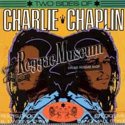 Charlie Chaplin - Two Sides Of - RAS LP