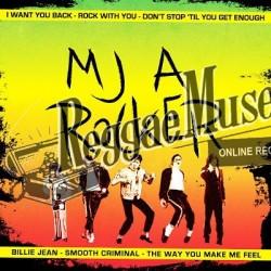 Michael Jackson & Drastics - MJ A Rocker - Drastics LP
