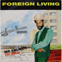 Mr Palmer - Foreign Living - Sure Spin LP