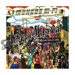 Mungos Hifi - Forward Ever - Scotch Bonnet LP