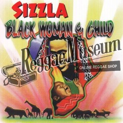 Sizzla - Black Woman & Child - Digital B LP